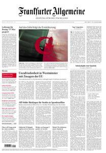 Frankfurter Allgemeine Zeitung F.A.Z. - 13. März 2019