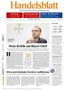 Handelsblatt - 24. April 2019