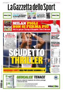 La Gazzetta dello Sport Puglia – 16 luglio 2020