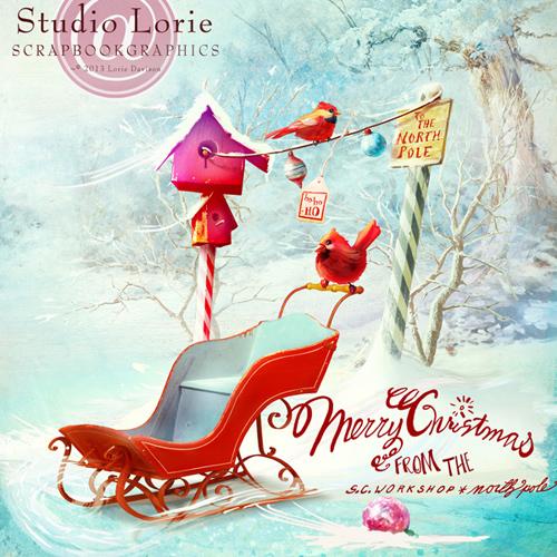 Scrap Kit: Merry Christmas