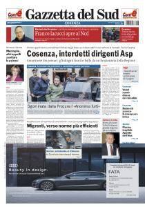Gazzetta del Sud Cosenza - 6 Gennaio 2017