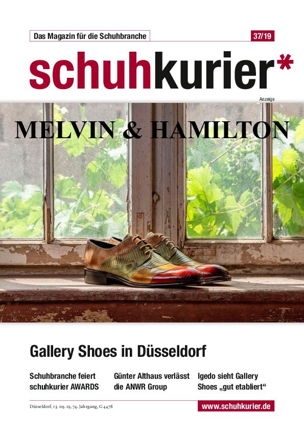 schuhkurier - 11. September 2019