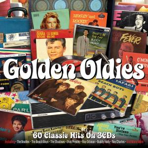 VA - Golden Oldies (3CD, 2019)
