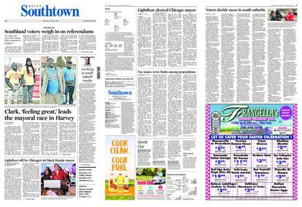 Daily Southtown – April 03, 2019