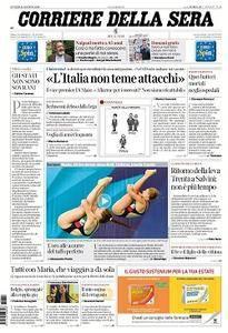 Corriere della Sera - 13 Agosto 2018