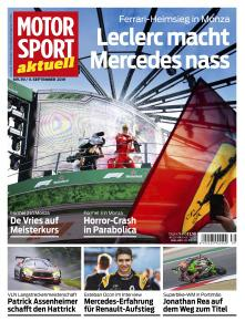 Motorsport Aktuell - 11 September 2019