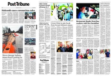 Post-Tribune – May 02, 2020