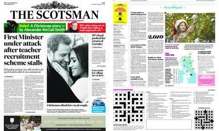 The Scotsman – December 22, 2017
