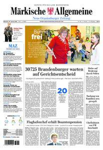 Neue Oranienburger Zeitung - 31. Januar 2018