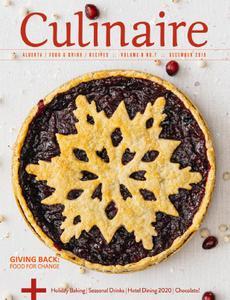 Culinaire Magazine - December 2019