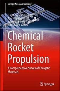 Chemical Rocket Propulsion: A Comprehensive Survey of Energetic Materials (Repost)