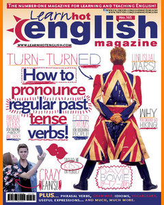 Hot English • Audio Edition • Issue 02/2016 • MAGAZINE with AUDIO