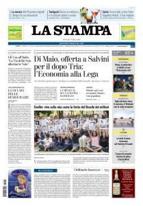 La Stampa Torino Provincia e Canavese - 4 Aprile 2019