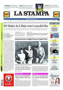 La Stampa Torino Provincia e Canavese - 12 Gennaio 2020