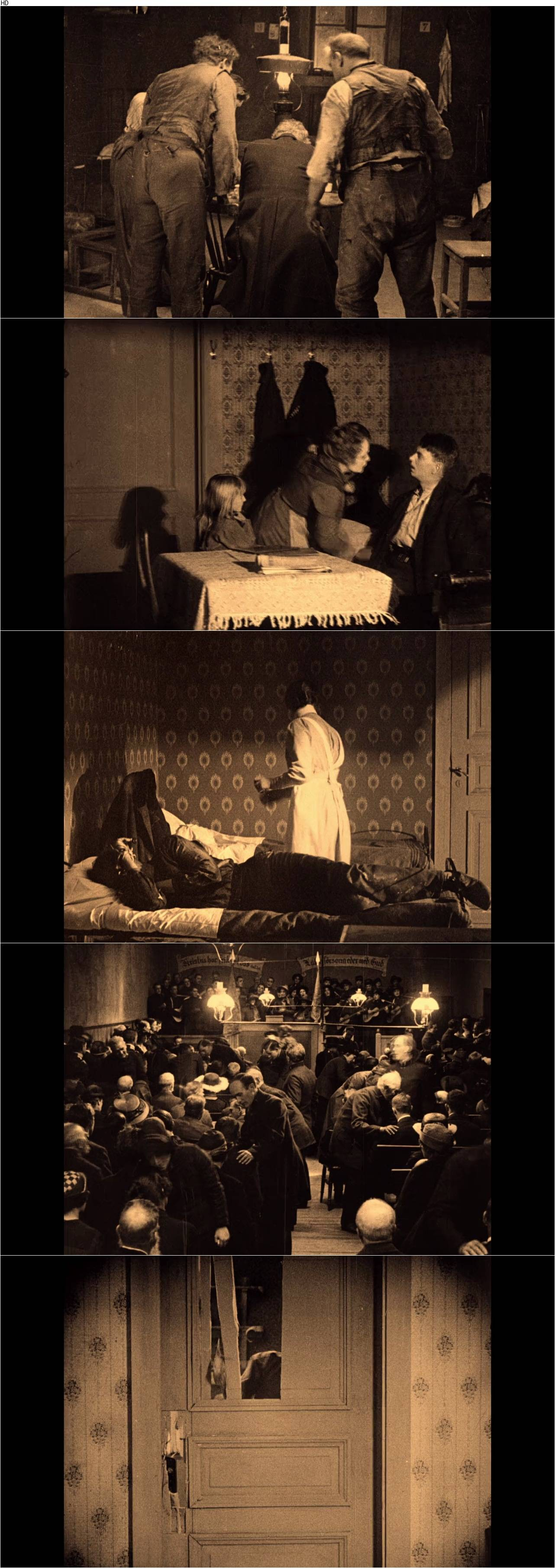 The Phantom Carriage (1921) + Extras [The Criterion Collection]
