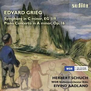 Herbert Schuch, Eivind Aadland - Grieg: Complete Symphonic Works Vol.IV (2014) [Official Digital Download 24/44.1]