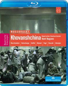 Kent Nagano, Bayerisches Staatsorchester - Mussorgsky: Khovanshchina (2012) [Blu-Ray]
