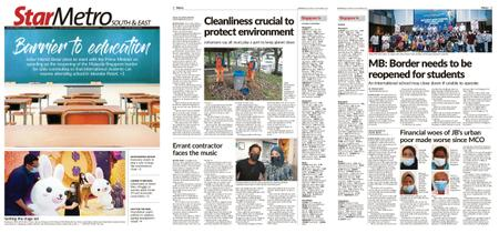The Star Malaysia - Metro South & East – 19 September 2020