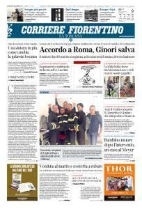 Corriere Fiorentino La Toscana - 5 Dicembre 2017