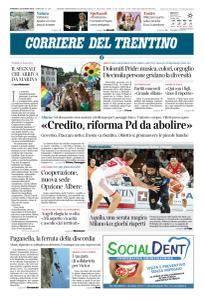 Corriere del Trentino - 10 Giugno 2018