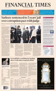 Financial Times Asia - March 2, 2021