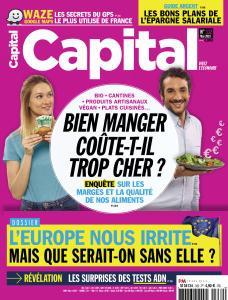 Capital France - Mai 2019