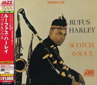 Rufus Harley - Scotch & Soul (1966) {2013 Japan Jazz Best Collection 1000 Series WPCR-27320}