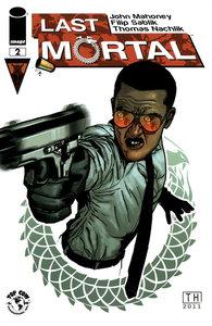 The Last Mortal #2 (of 4, 2011)