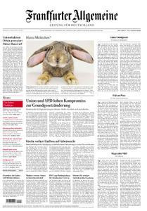Frankfurter Allgemeine Zeitung F.A.Z. - 21. Februar 2019