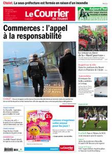 Le Courrier de l'Ouest Cholet – 31 janvier 2021