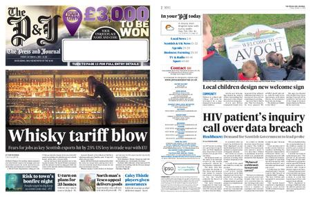 The Press and Journal Moray – October 04, 2019
