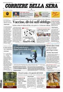 Corriere della Sera – 29 dicembre 2020
