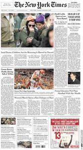 The New York Times  January 10 2017