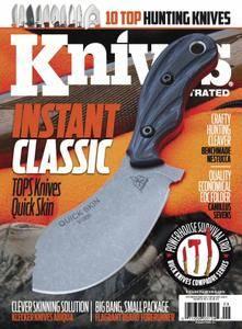Knives Illustrated - September 01, 2016