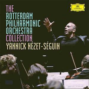 Yannick Nézet-Séguin - The Rotterdam Philharmonic Orchestra Collection (2018) [Official Digital Download 24/96]