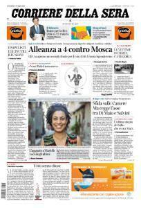 Corriere della Sera - 16 Marzo 2018