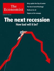 The Economist Latin America – 13 October 2018