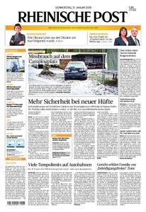 Rheinische Post – 31. Januar 2019