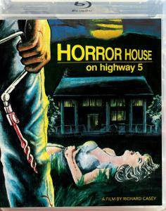 Horror House on Highway 5 (1985) + Extras