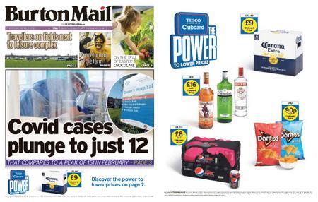 Burton Mail – April 01, 2021