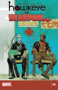 Hawkeye vs Deadpool 02 of 04 2015 digital