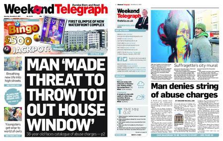 Evening Telegraph First Edition – November 03, 2018