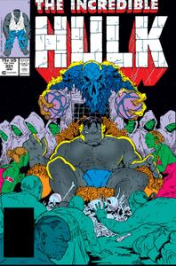 Incredible Hulk 351 1989