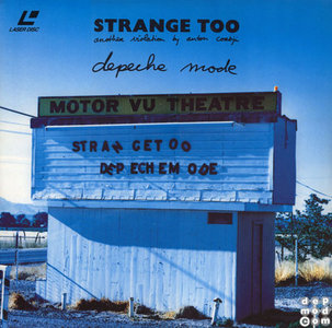 Depeche Mode - Strange Too (1990)