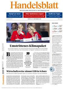 Handelsblatt - 16. September 2019