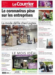 Le Courrier de l'Ouest Cholet – 05 février 2020