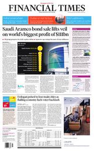 Financial Times UK – April 02, 2019
