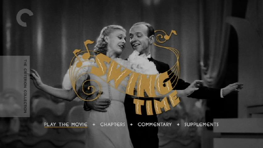 Swing Time (1936) [Criterion Collection]