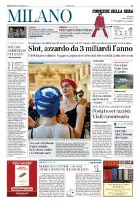 Corriere della Sera Milano – 12 giugno 2019