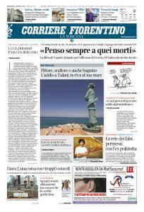 Corriere Fiorentino La Toscana - 17 Gennaio 2018